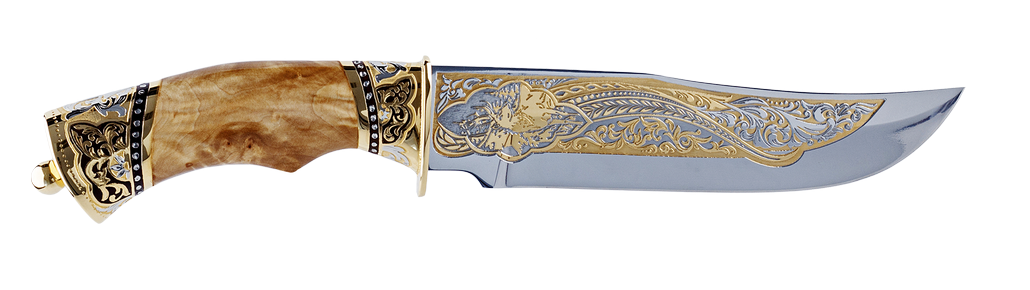How to choose collectible knife or saber for a gift